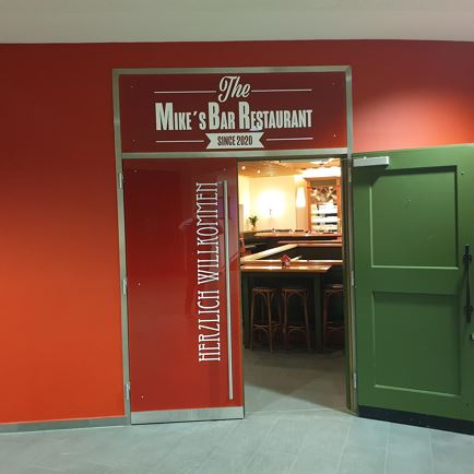 The Mike's Bar Restaurant